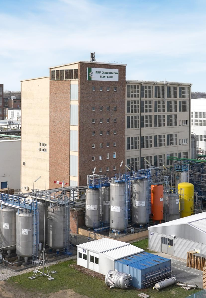 Leuna Carboxylation Plant GmbH